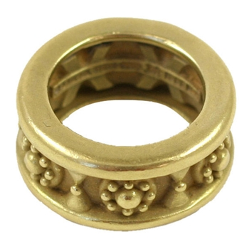 Barry Kieselstein-Cord Gold Band Ring